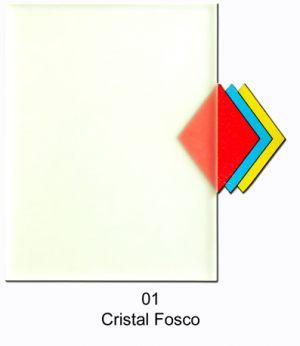 01 | Cristal Fosco