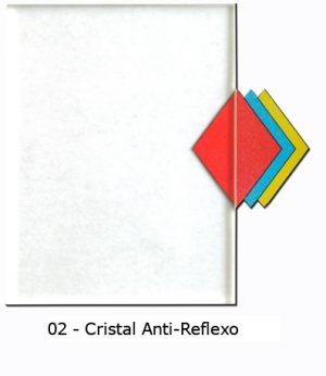 02 | Cristal Anti-Reflexo