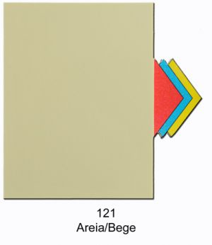 121   Areia - Bege