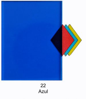 22   Azul