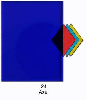 24   Azul