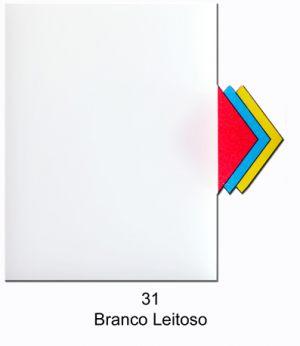 31 | Branco Leitoso