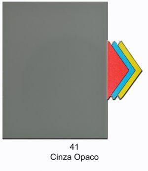 41   Cinza Opaco