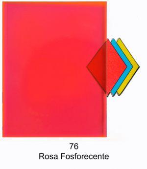 76   Rosa Fosforescente