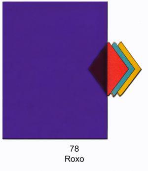 78   Roxo