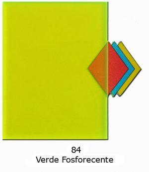 84   Verde Fosforescente