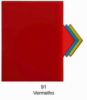 91   Vermelho