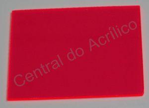 Poliestireno Standard Rosa Fluorescente