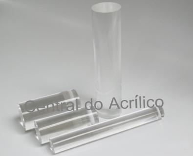 Tarugo de Acrílico Redondo Cast