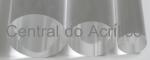 Tarugo de Acrilico Redondo Extrudado