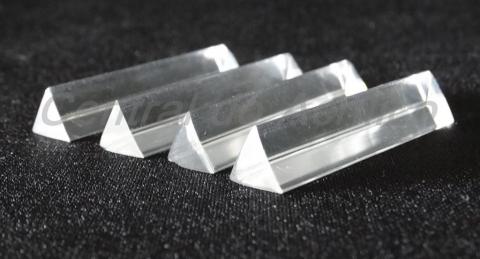 Tarugo Triangular de Acrílico